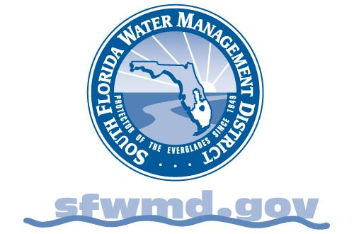 SFWMD seal and web address