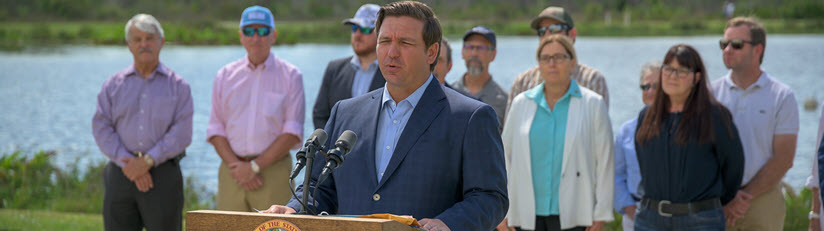 Gov Ron DeSantis press conference