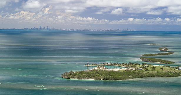 Photo of biscayne bay