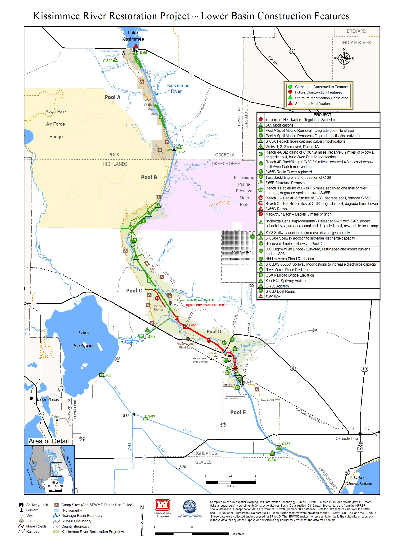 Map: 100700 Kissimmee River Restoration | South Florida Water ... on cedartown map, st pete's beach map, san francisco intl airport map, frostproof map, orange lake resort map, east orange county map, florida map, union park map, new york city map, palm beach atlantic university map, howey in the hills map, lakewood park map, southwest gulf coast map, lauderdale by the sea map, w palm beach map, tallahassee community college map, south daytona beach map, st. johns county map, largo map, clewiston map,