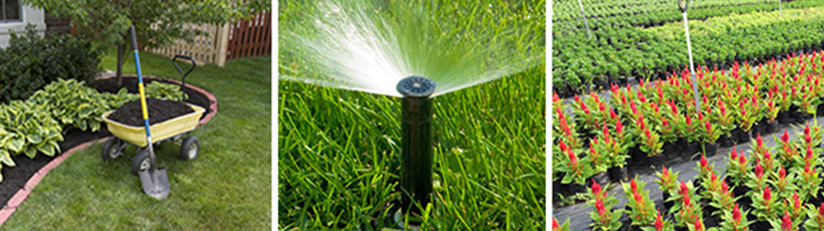 water conservation practices in the landscape, irrigation and nursery industries