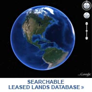 thumbnail for searchable leased lands database