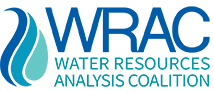 logo for the Water Resources Analysis Coalition (WRAC)