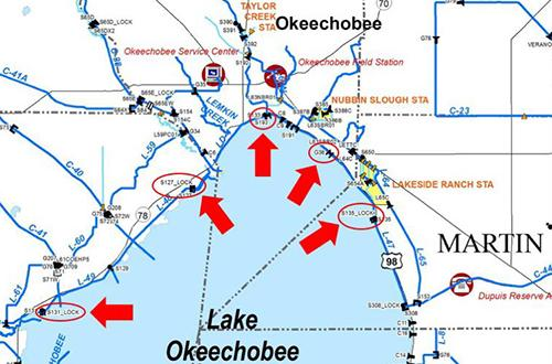 northshore map sowing lock locations