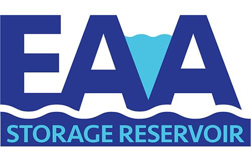 logo for EAA Storage Reservoir Project